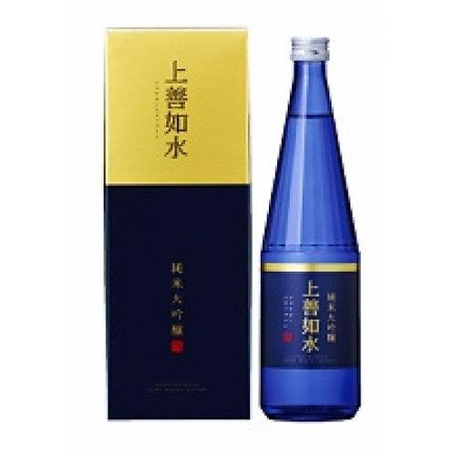 上善如水純米大吟釀 720ML (藍色)