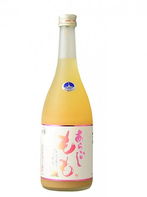 梅乃宿細果粒桃酒 720ml