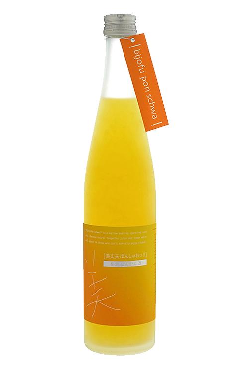 美丈夫氣泡柑橘酒 500ml