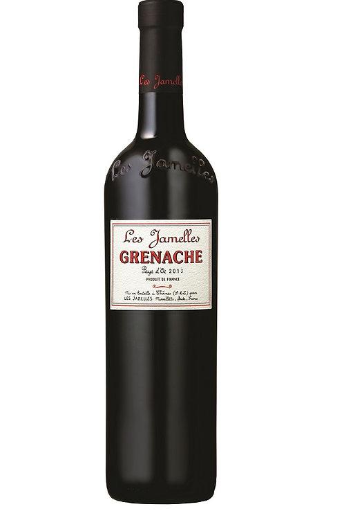 Les Jamelles Grenache 2018 750ml (Ritz Carlton 酒店使用)