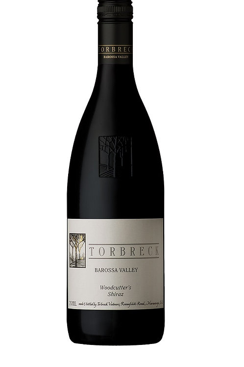 Torbreck Woodcutter's Shiraz 2018 - Unfiltered 750ml