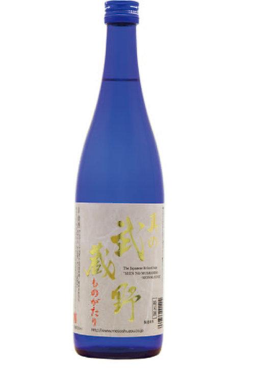 名城酒造-武藏野純米酒 720ML