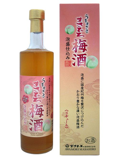 日本沖繩梅酒 600ml