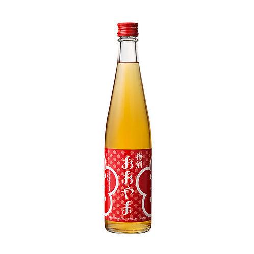 大山 1年熟成 梅酒 500ml