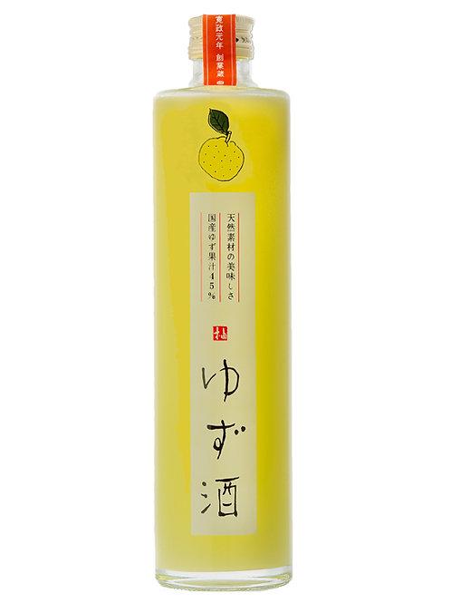 日版 金陵 ゆず酒 (金陵柚子酒) 500ml