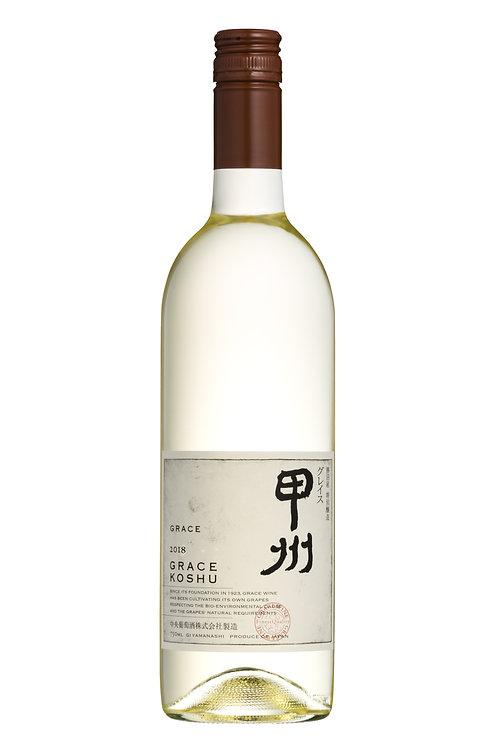Grace Wine Koshu(甲州)白葡萄酒 750ml