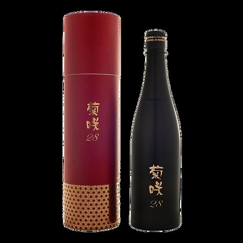 菊咲 28 純米大吟醸 - 720ml