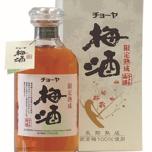 Choya 蝶矢限定熟成梅酒