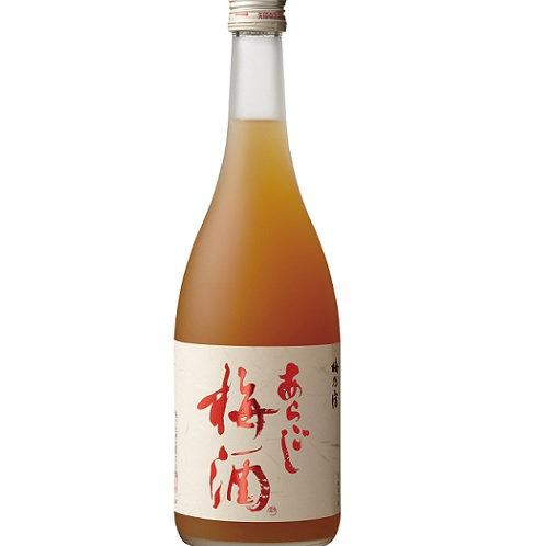 梅乃宿細果粒梅酒720ml