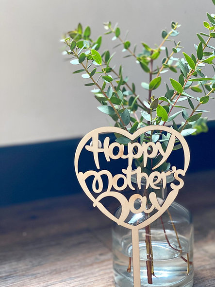 Mother's Day Topper