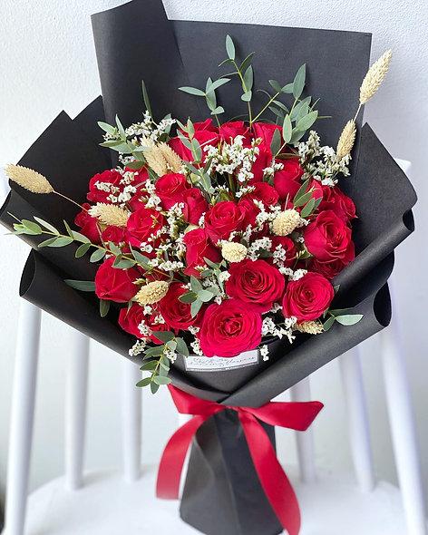 Sweet Spray Roses