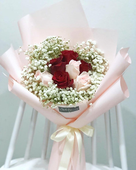 Roses Mix