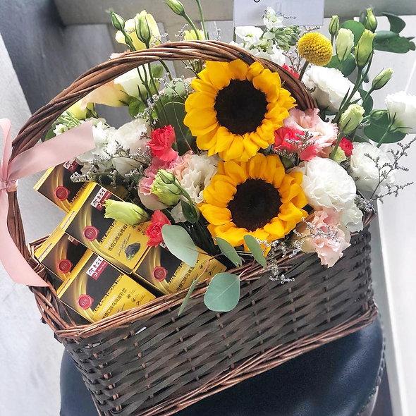 Healthful Basket