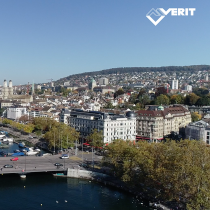 VIDEO & GIF | 420m² Büro in Zürich Utoquai mieten
