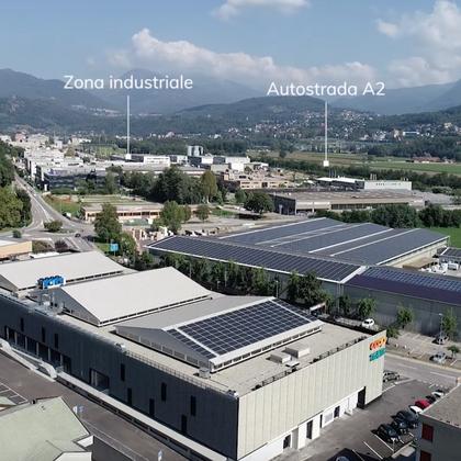 VIDEO & WEBDESIGN |  Centro Bioggio