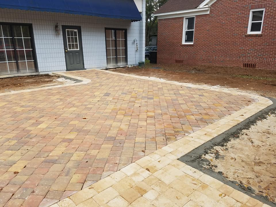 Tremron Old Chicago Paver Patio