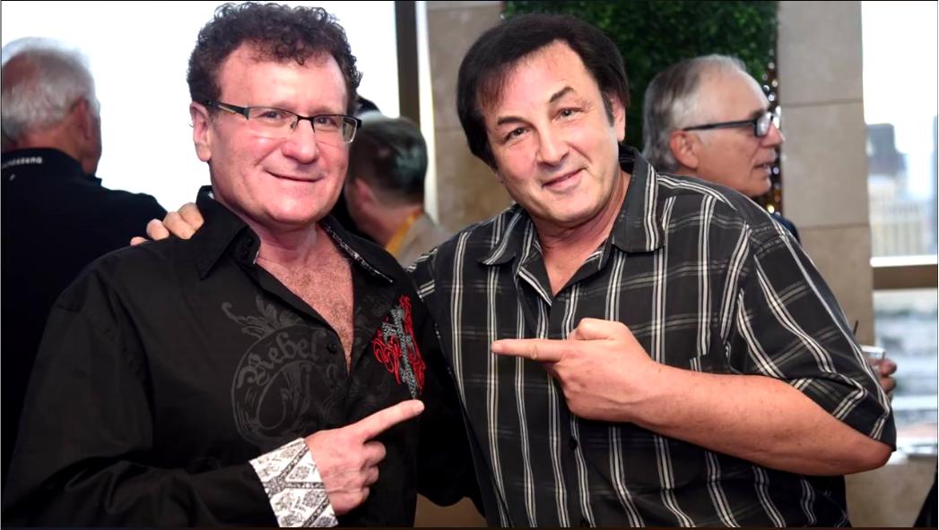 Robert Goldman & Michael DePasqual j