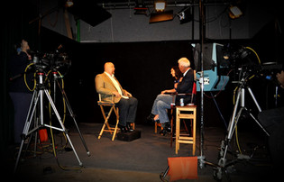 On The Set of Del Weston's Action On Film Show