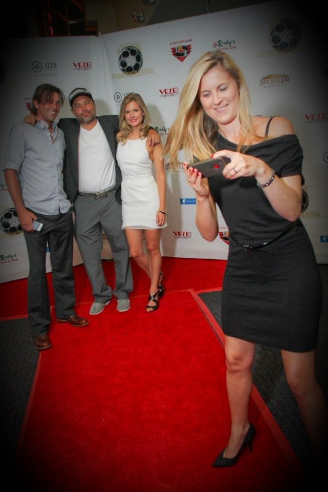 Emilia Grey and Friends Black Tie Dinner and Award Show at AOF Festival