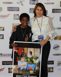 AOF Young Storyteller Award Winner Alexa