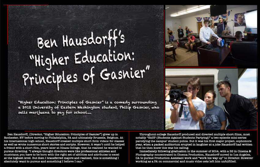 Film Article Higher Education