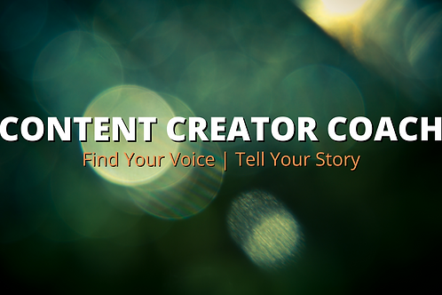 CONTENT CREATION FOR EVERY KIND OF MAKER -SEMINAR 7.27.21 11AM