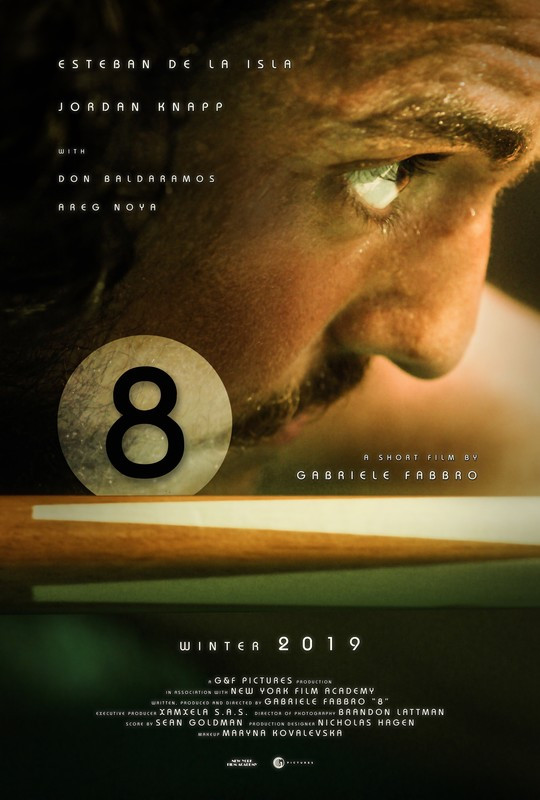 """""""8"""" Poster"""