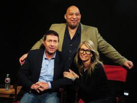 HBO's Jim Piddick and Del Weston
