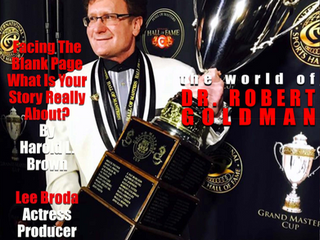 AOF MEGAFest Magazine July Issue Featuring Dr. Robert Goldman and YOU