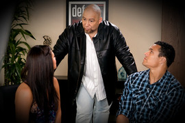 Del Weston Directs Michelle Gracie and Football Great Tony Gonzalez