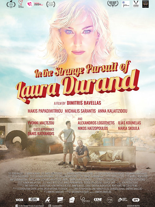 IN THE STRANGE PURSUIT OF LAURA DURAND WED. 7.28.21 2:30PM BLOCK