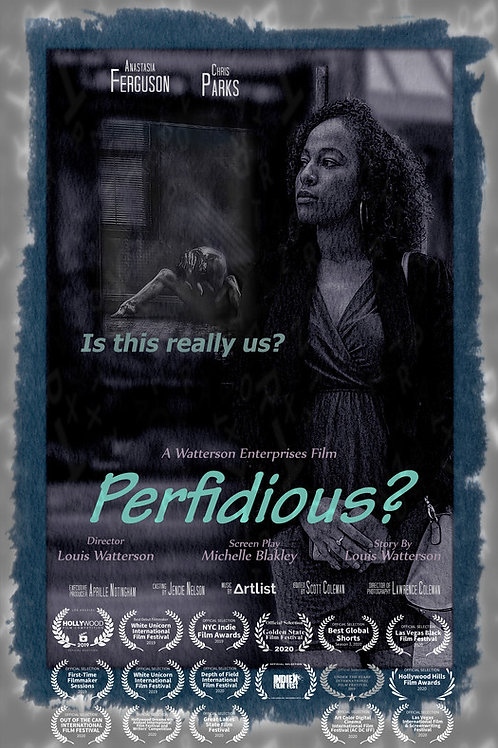 PERFIDIOUS WED. 7.28.21 11AM BLOCK