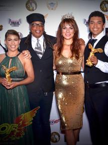 With TMIF Award Winners
