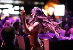 Megan Soo Performs at The AOF Megafest