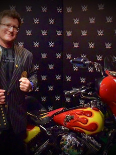 WWE with Dr Robert Goldman