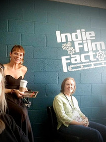 Anabelle Munro Women's Seminar at the Indie Film Factory