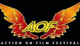 AOF Logo Wings Black