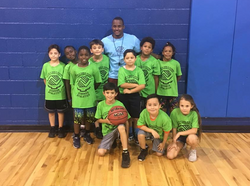 Kids from the Boys and Girls Club