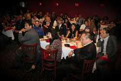 Writers Dinner and Awards at AOF Festival