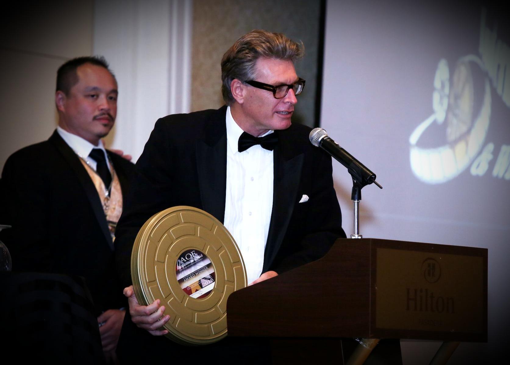 Director Duncan Ward AOF Winner