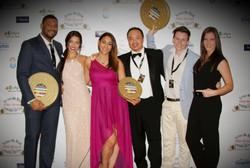 AOF Award Winners at AOF Festival