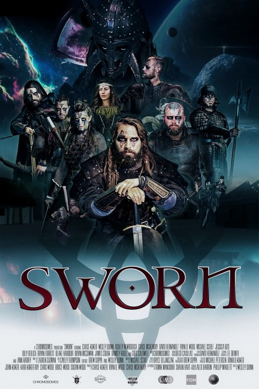 SWORN Screenplay Poster