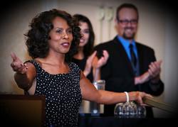 Gloria Hendry AOF Award Winner