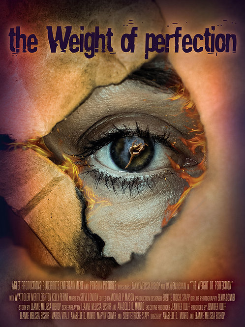 THE WEIGHT OF PERFECTION SAT. 7.31.21 12PM BLOCK