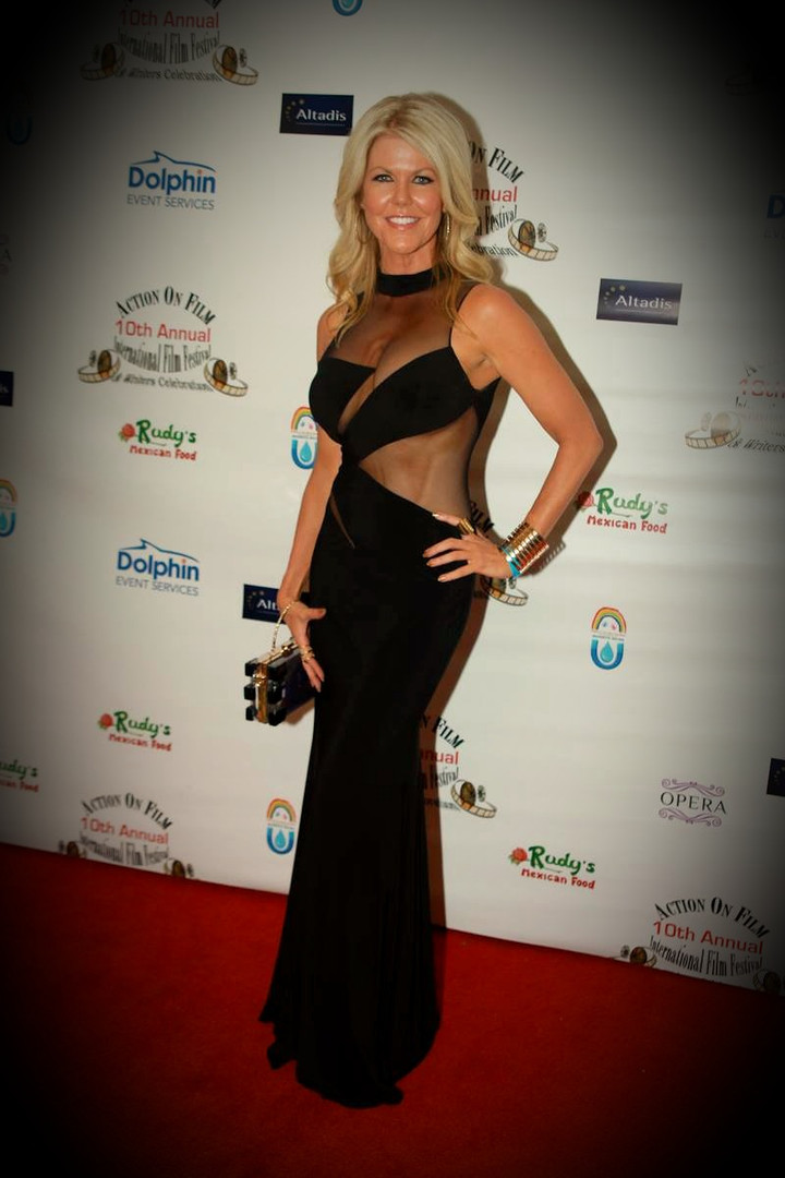 Actress Tracey Birdsall At AOF