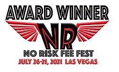 No Risk Fee Fest 2021 Award Winner Laure