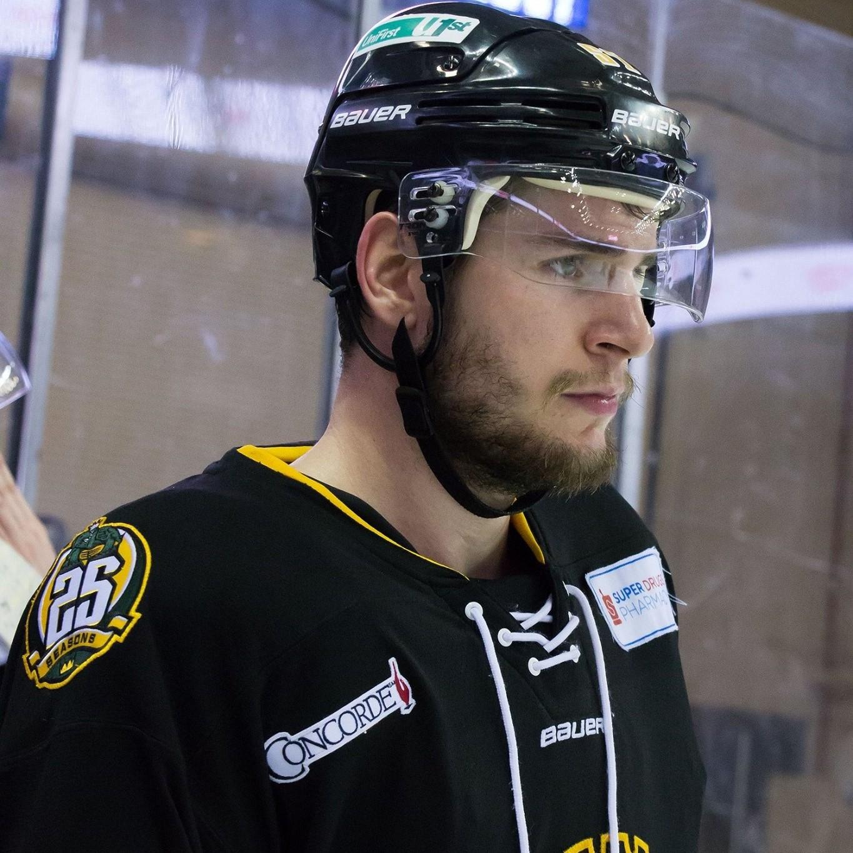 Cody Castro Pro Hockey