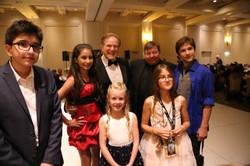 Hank Garrett Award recipients 2016