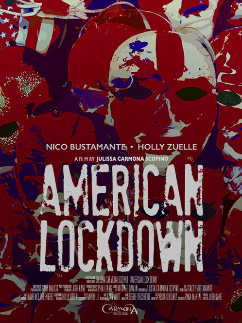 AMERICAN LOCKDOWN THURS. 7.29.21 8:30 PM BLOCK