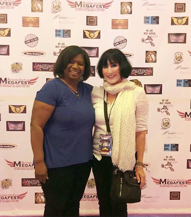 Tami and Laurel 2018 MegaFest